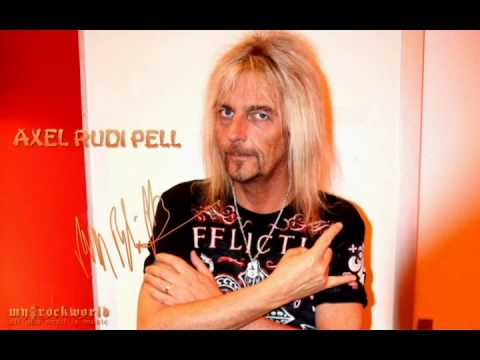 myRockworld - all you need is music - exclusive interview with Axel Rudi Pell