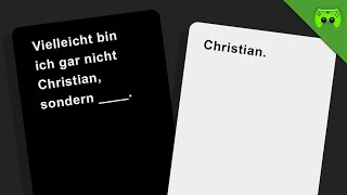 Neue Seite! 🎮 Cards Against Humanity