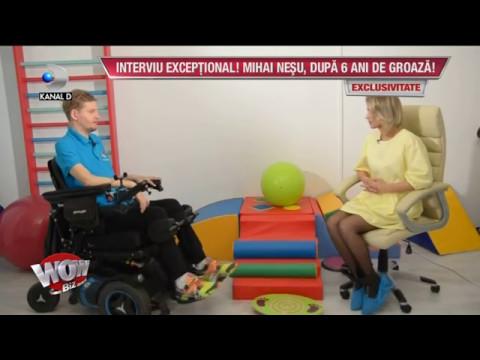 WOWBIZ (10.05.2017) - Mihai Nesu, dupa 6 ani de groaza, interviu exceptional!