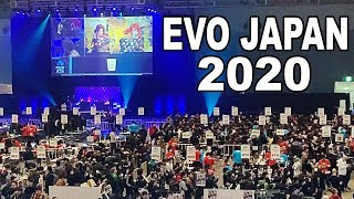What to expect at EVO JAPAN【2020 Vlog】