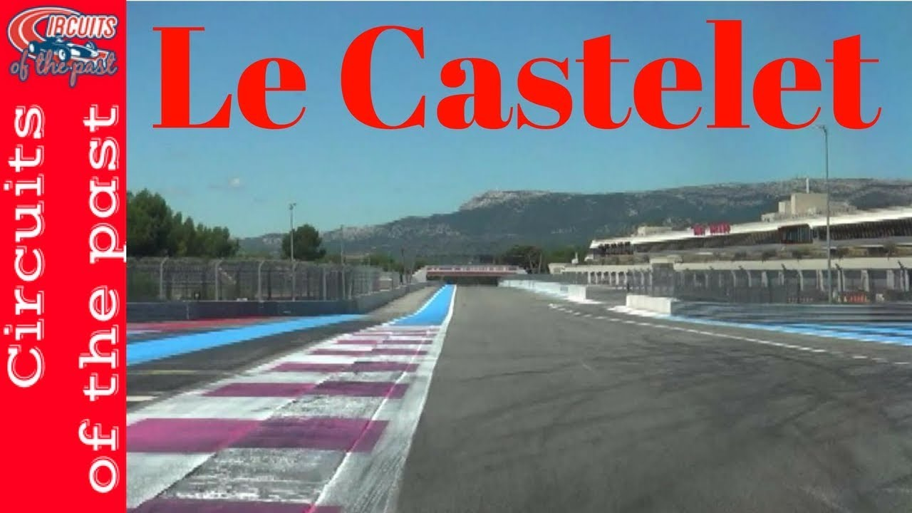 Circuito Paul Ricard : Circuit paul ricard le castelet onboard pov youtube