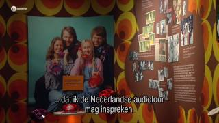 Kees in ABBA museum | Nick & Simon, the Dream