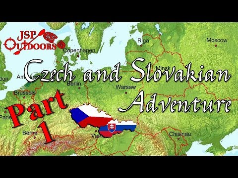 Czech and Slovakia Part 1 Arrival and Mushrooms and more