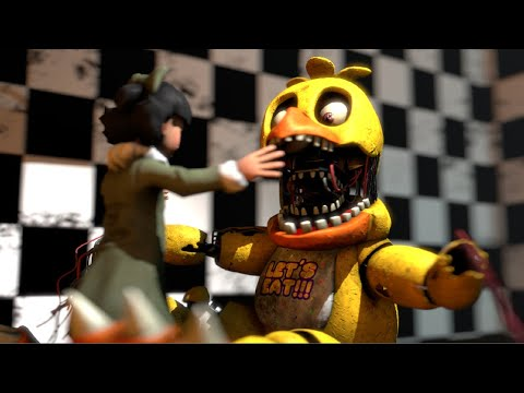 Chica Need This Feeling FNAF Animation Music Video Song By Ben Schuller