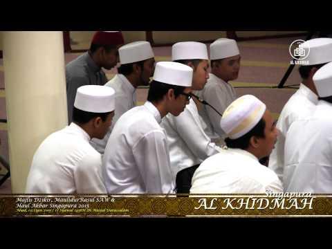Haul Akbar SG 2015 - IBADALLAH