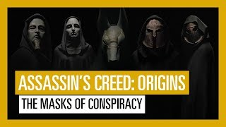 Assassin's Creed Origins: The Masks of Conspiracy