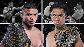 Kevin Belingon vs Bibiano Fernandes || Records - Net Worth - Training - Salary - Lifestyle - 2018
