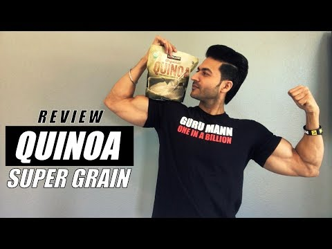 QUINOA - Super Grain Food | Health Benefits explained by Guru Mann