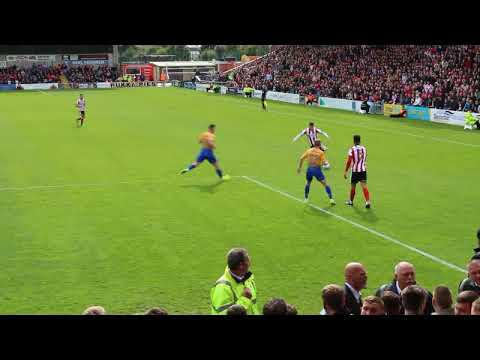 Lincoln City v Mansfield Town - League 2 16th September 2017