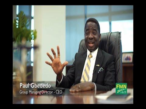 FLOUR MILLS NIGERIA, CEO- PAUL GBEDEDO Talks Counterfeiting in  Nigeria.