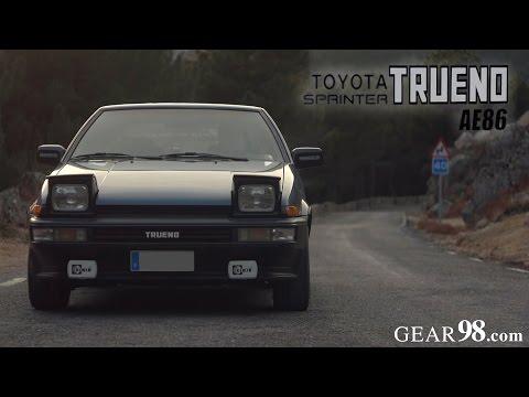 Toyota AE86 - Gear98