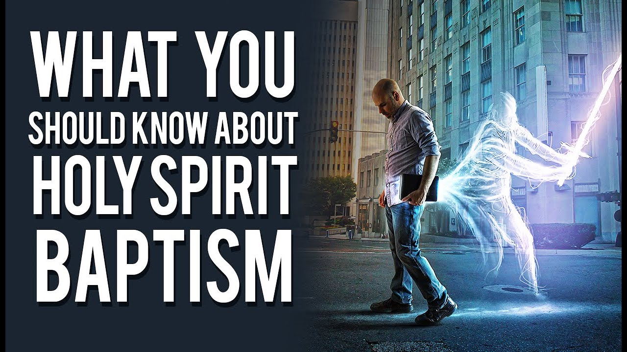 The Incredible Truth About Baptism of the Holy Spirit - Every Believer Should Watch This