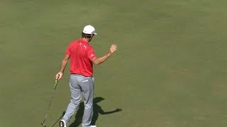 Will MacKenzie holes 30-foot eagle putt at OHL Classic