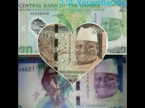 Jammeh's Face To Be Removed From Gambia's Currency Notes