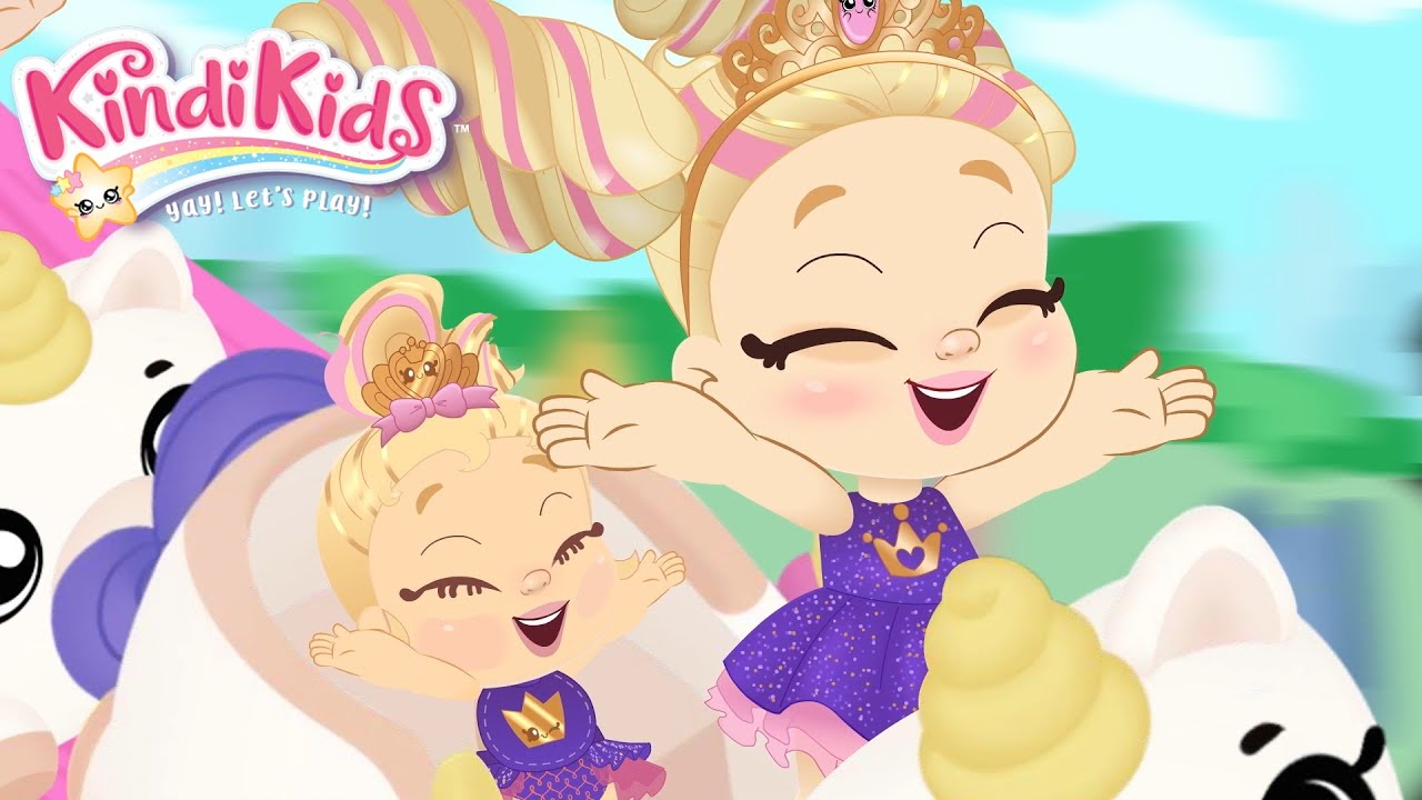 Download Kindi Kids | Season 4 - Episode 3 | WATCH NOW! | The Fab Fun Fair