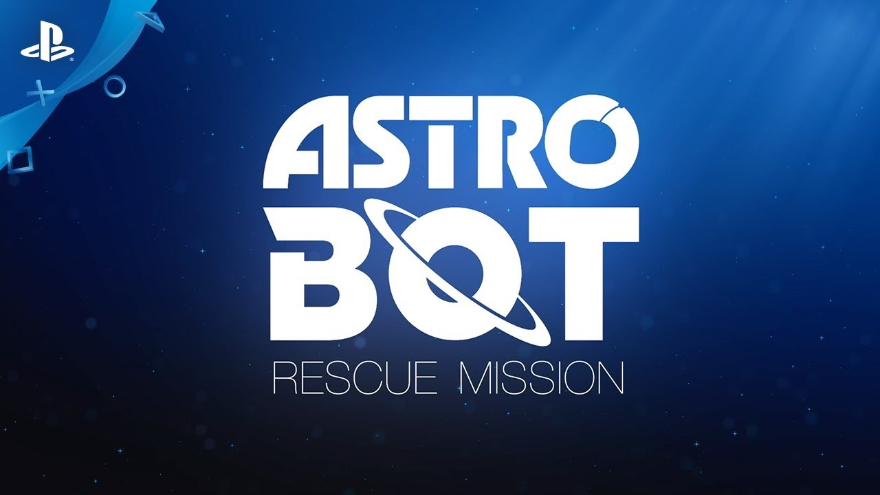 ASTRO BOT Rescue Mission - Announce Video | PS VR