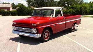 For Sale 1966 Chevrolet C10 Custom Cab
