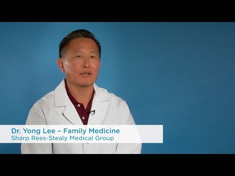 Dr. Yong Lee, Family Medicine