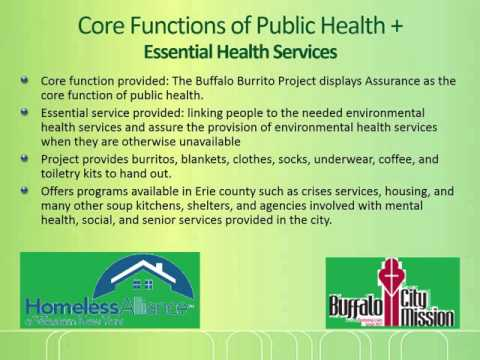Public Health Service Learning