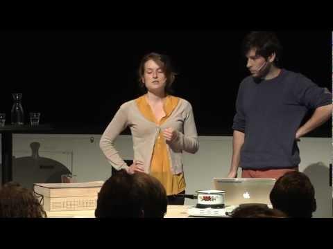 Noisy Jelly: Marianne Cauvard & Raphael Pluvinage at TEDxHanzeUniversity