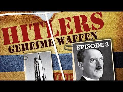 Hitlers Geheime Waffen E03 (2007) [Dokumentation]   ganzer Film (deutsch)