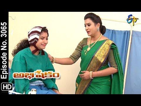 Abhishekam | 12th November 2018 | Full Episode No 3065 | ETV Telugu