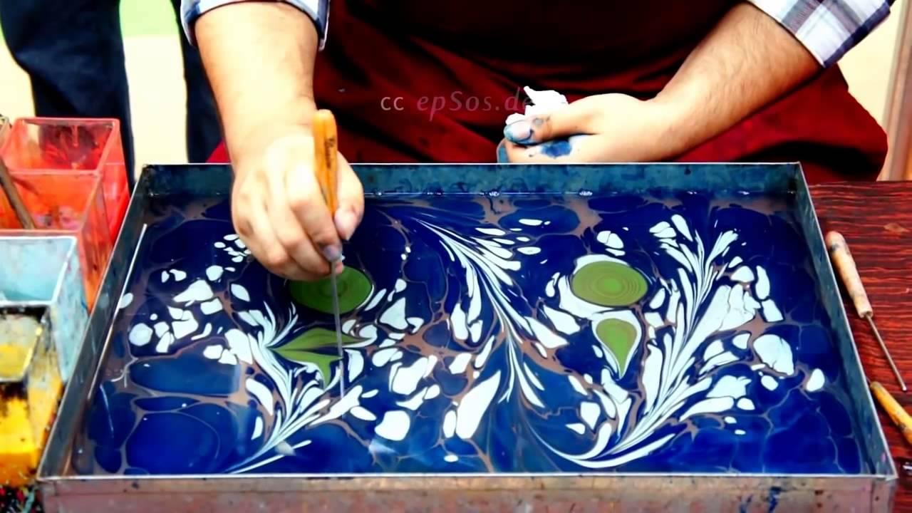 Artists Working In Enamel Painting