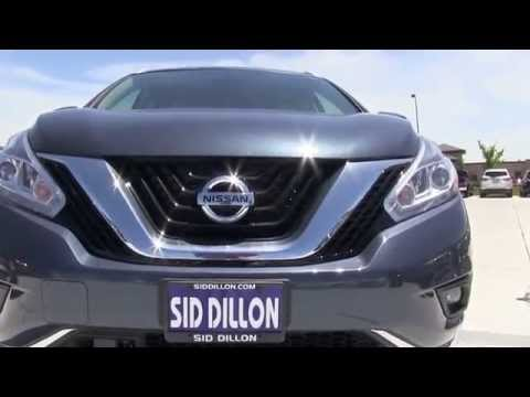 2015 Nissan Murano SL Platinum Walk Around at Sid Dillon
