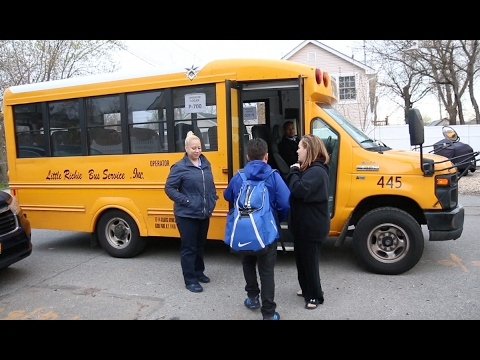Staten Island students 150 minute journey to school