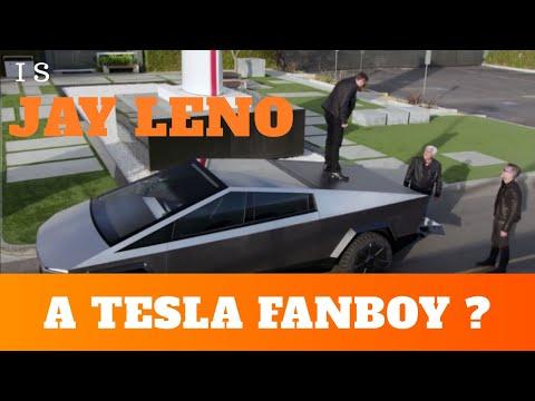 Is Jay Leno a Tesla Fanboy? (Roadster, Model S, Model 3, Semi Truck) – COMPILATION