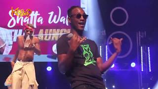 Watch how Nigerians React to Shatta Wale's Performance In Lagos {Nigerian Entertainment}