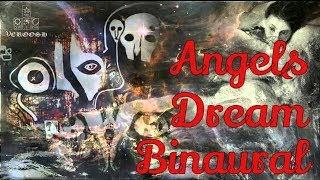 8 Hr 😇 Angel Dream Invocation Guided Sleep 😇 Mental Clarity Binaural Sleep Spell w/ Mick Sinclair
