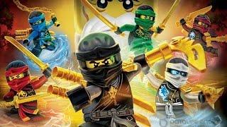 Лего Игры Ниндзяго прохождение и обзор игры на русском языке смотреть мультик все серии онлайн.