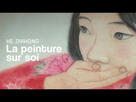 peinture et culture chinoise he zhihong la peinture sur soi youtube. Black Bedroom Furniture Sets. Home Design Ideas