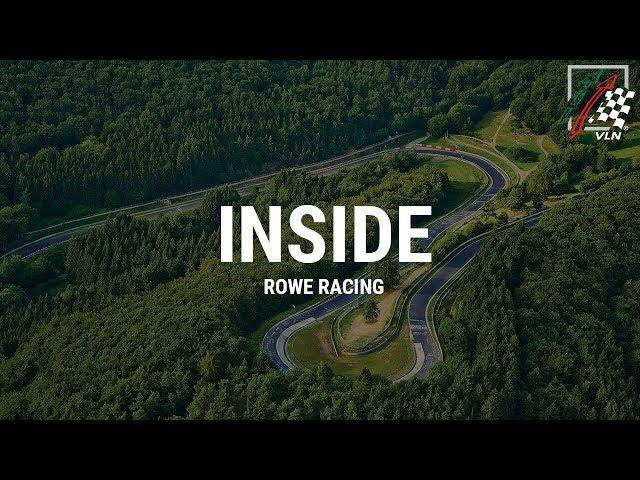 INSIDE: Teamvorstellung ROWE Racing
