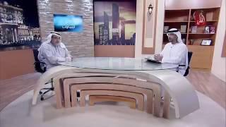 الكاتب الإماراتي أحمد إبراهيم في حوار تلفزيوني على قناة (الظفرة) عن (2017 عام الخير والعطاء)