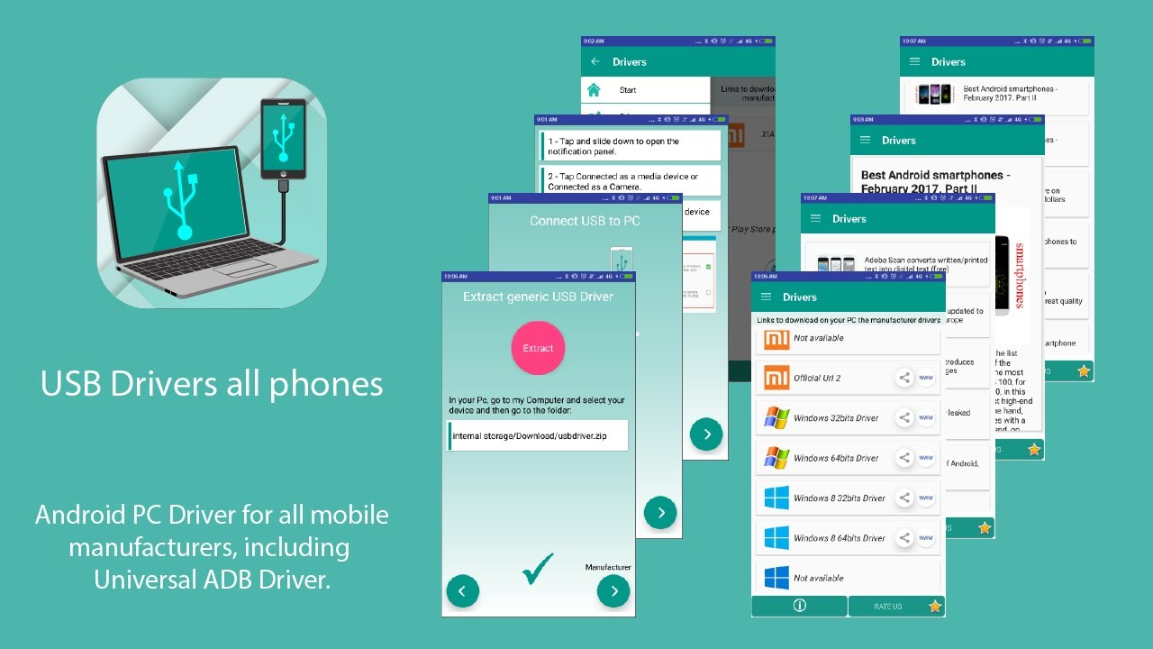 Download android usb drivers for windows and mac.