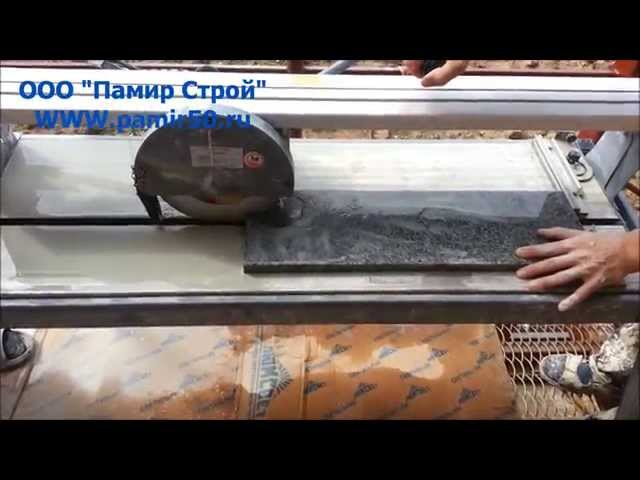 Как клеить гранит под мрамор на металлические ступен. ООО