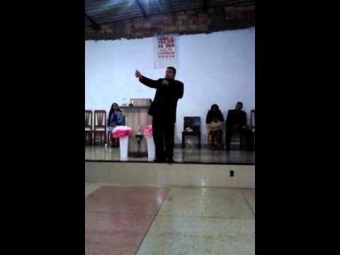 Pastor leonardo david pregação da vigilia. 23/08/2015