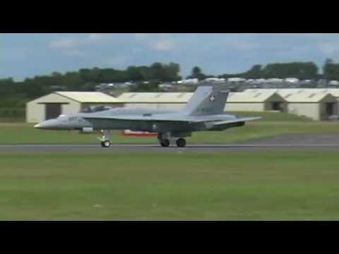 Fairford Airshow 2007 Part 2 With Radio Comms