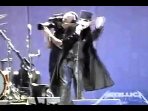 Metallica - Mercyful Fate [Live with King Diamond - HQ-AUDIO]