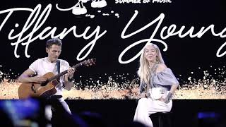 Can You Feel The Love Tonight (Korean Version) @ Disney D-23 Expo   Tiffany Young