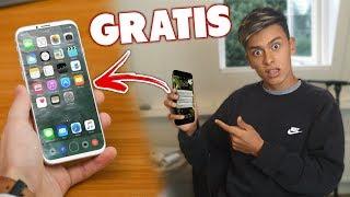 Hoe ik de iPhone 8 GRATIS heb...