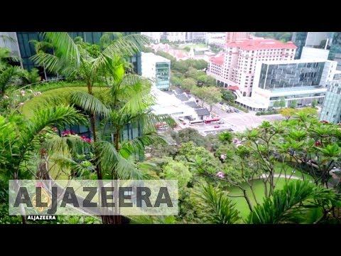 🇸🇬 earthrise - Singapore: Asia's Greenest City - earthrise (
