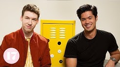 Fan Theories With Devin Druid & Ross Butler From '13 Reasons Why'   Seventeen