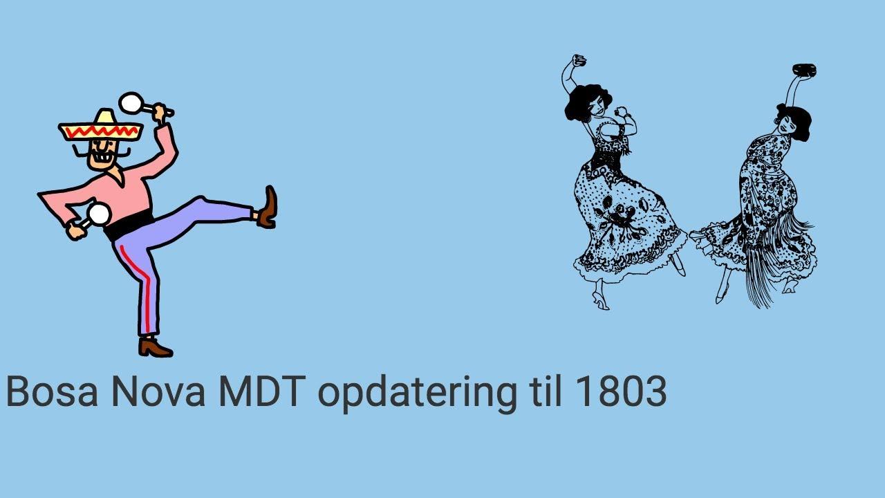 Opdater MDT for understøttelse at Windows 10 1803 deployment