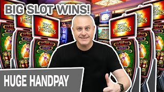 😱 MASSIVE HANDPAY + Five More BIG WINS on EPIC FORTUNES 🔮 The BEST Slots Online!