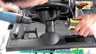 Детский электромобиль Mercedes Гелендваген AMG G55 - babylove.net.ua(, 2014-08-09T10:12:41.000Z)