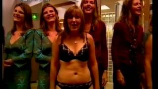 Trinny and Susannah On Eastenders What not to wear Children in Need 2004