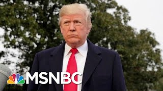 Back To Policies Of Cruelty And Fear, And No Movement On Gun Control | Deadline | MSNBC